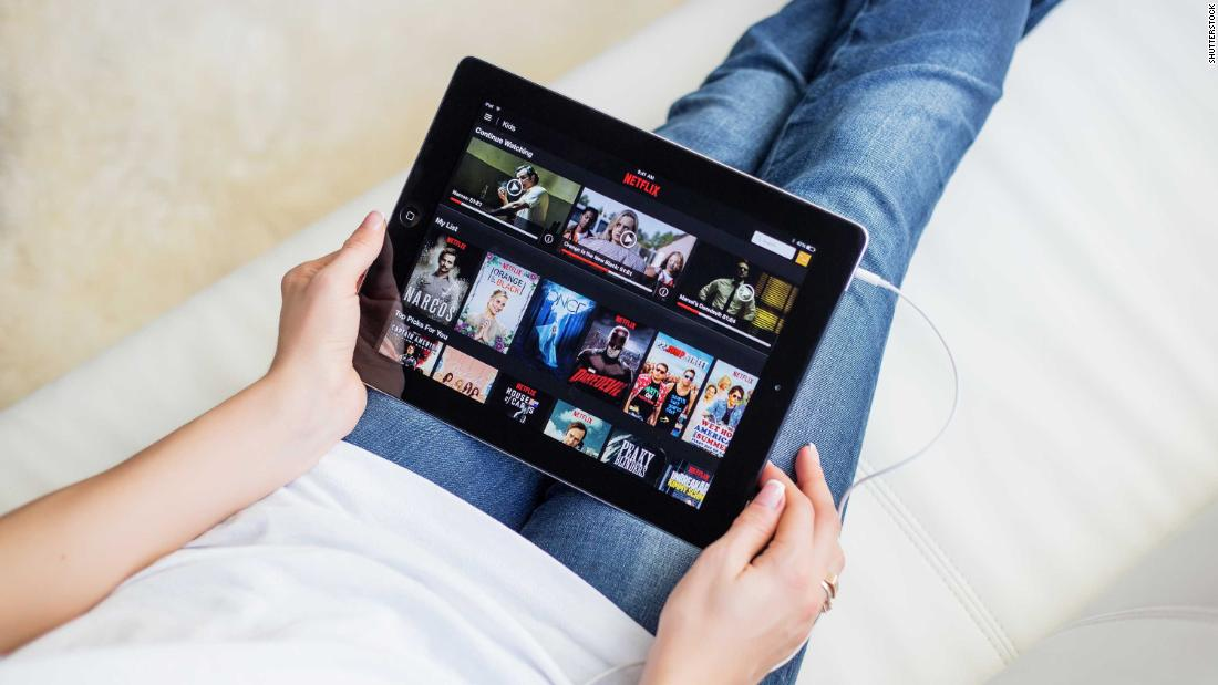 Netflix ha invitato l'UE a rallentare lo streaming per salvare Internet