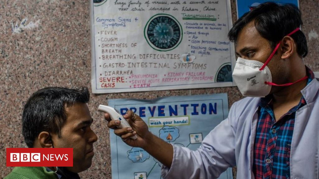 Lockdown: Heroes in prima linea nella guerra di Coronavirus in India