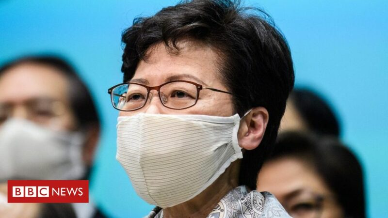 Hong Kong Security Act: Carrie Lam respinge le preoccupazioni sui diritti