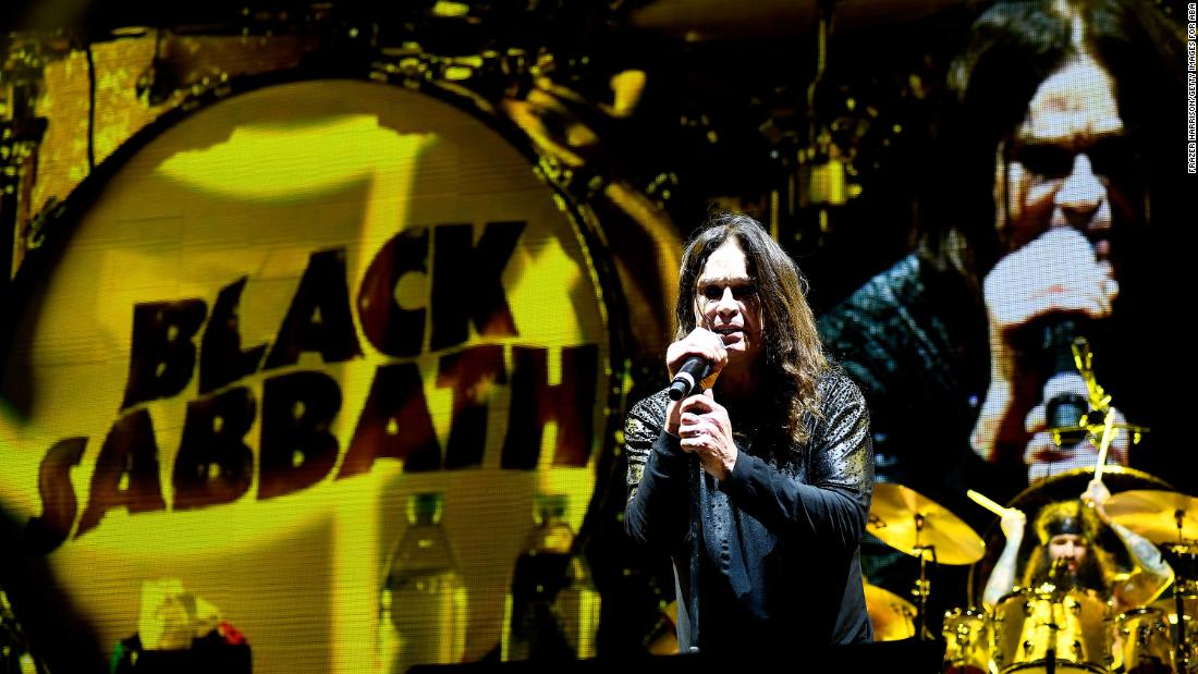 Black Sabbath vende magliette Black Lives Matter e dona tutto il ricavato al movimento